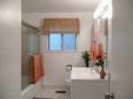 bathroom after home staging by Creative Concepts and Contracting