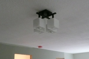 unique bedroom ceiling light fixture
