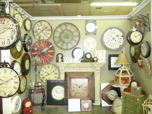 I'm crazy over these clocks!