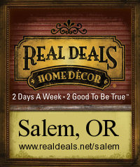 Real Deal Salem Oregon
