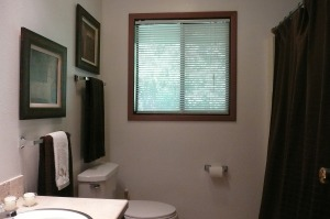 Bathroom after staging by Creative Concepts Home Staging