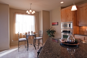 kitchen staged by Creative Concepts - Home Staging and Contracting
