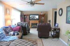 Furniture arrangement for home selling?